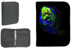 """Log Book """"Neon Eel Cover"""" - Product Image"""