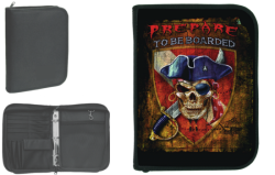 """Log Book """"Pirate Cover"""" - Product Image"""