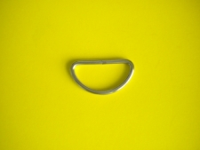 Low profile Stainless Steel 2 Inch D-ring - Product Image