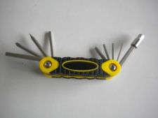 "Mini Dive Tool  ""Yellow/Black Design"" - Product Image"