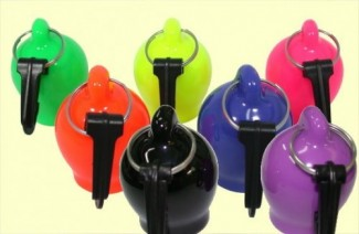 """Mouth Piece Cover Flexible  """"Round Type"""" Select Your Color! - Product Image"""