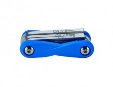 """Multi-Tool 8 in 1 """"Blue Body"""" - Product Image"""