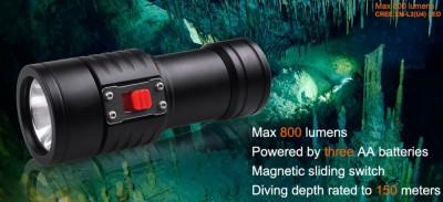 New! Blackstar 800 Lumen Light - Product Image