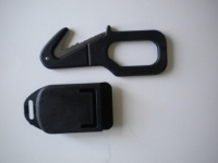 """Piranha Extreme Line Cutter """"BLACK""""  W/ Shealth - Product Image"""