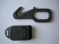"""Piranha Extreme Line Cutter """"Grey""""  W/ Shealth - Product Image"""