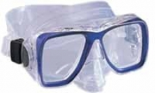 "Piranha Pro PURGE Mask     ""Black Frame/Black Skirt""    ""Accepts Lenses""  - Product Image"