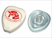 "Pocket CPR Emergency Mask ""White Body"" - Product Image"
