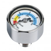 "Pony Bottle Gauge Dual Read-Out ""PSI / Bar"" - Product Image"