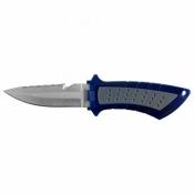 """Ranger Pointed Tip Back-up knife """"Blue"""" - Product Image"""