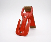 Red Trilobite Line Cutter Flexi Pouch - Product Image