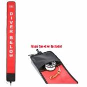 "SMB 5.35 Foot w/ Storage pocket  ""High Viz Orange"" - Product Image"