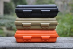 Small Plastic Waterproof Box  - Product Image