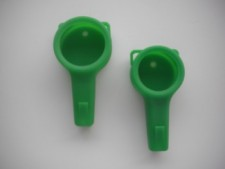 "Spg Green 2 & 2.5"" Inch Protective Boots - Product Image"