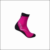 "Traction Socks ""Pink Color"" Size: Small - Product Image"