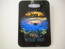 "Different World Luggage Tag   ""One Tag Price"" - Product Image"