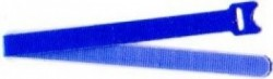 """Velcro Straps BLUE """"5 Pack"""" - Product Image"""