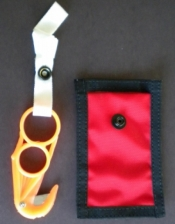 Z Knife W/RED Pouch - Product Image