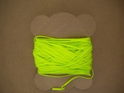 100 feet High Viz Neon Green Flat Line - Product Image