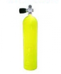 Luxfer 19cu ft L6X Aluminum Cylinder - Product Image