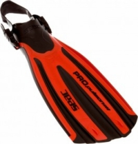 Propulsion Fin in RED***Size: Small - Medium*** - Product Image