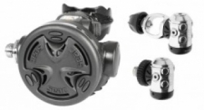"""M Synchro Complete w/ First & Second Stage plus Hose """"Yoke Type Frist Stage"""" - Product Image"""
