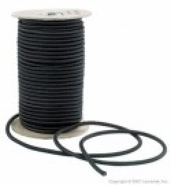 "1/2"" BLACK Bungee Cord - Product Image"