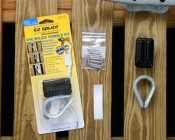 "1/2"" Eye Splice Thimble Kit ""Black Kit"" - Product Image"