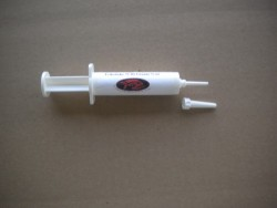 1/2 Oz Tribolube 71 02 Grease SYRINGE Package w/ Micro Tip & Cap - Product Image