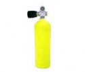 "Catalina 13cu ft Aluminum Cylinder ""Yellow Color"" 3 Left! - Product Image"