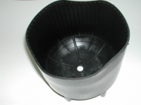 5.5 Inch Tank Boot for steel cylinders / Lp-45, Lp-50's & FX-40's!!! - Product Image
