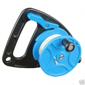 "Clicker Reel 270ft Blue spool w/ black body ""Special!"" - Product Image"