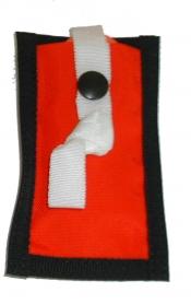 Z Knife W/Orange Pouch - Product Image