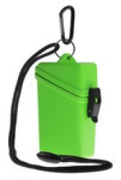 Keep It Safe Case GREEN - Product Image