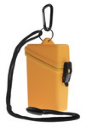 Keep It Safe Case YELLOW - Product Image