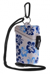 Flower Keep It Safe Case BLUE - Product Image