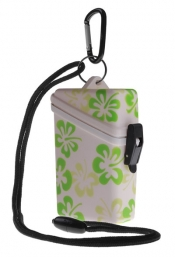 Flower Keep It Safe Case GREEN - Product Image