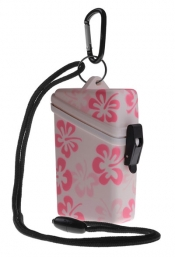Flower Keep It Safe Case PINK - Product Image