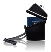 Passport Safe Case BLACK - Product Image