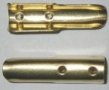 "3/16""  Brass Barb Tips -100 Pack - Product Image"