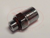 1/4 NPT M to 3/8-24 M Fitting - Product Image
