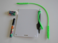 "Aqua Pencil Kit ""GREEN"" - Product Image"