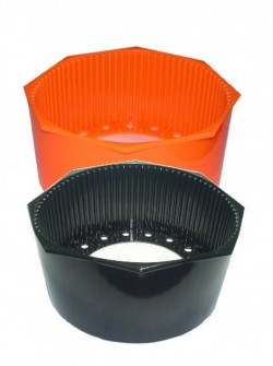 "7.25"" PVC Tank Boot ""Orange Boot"" - Product Image"