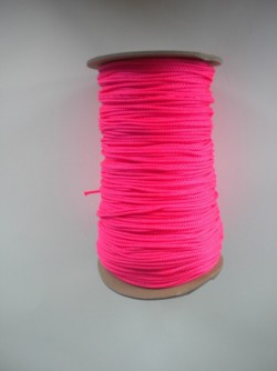 "NEW!!! Piranha Commercial Grade #36 NYLON Dive Line 420ft   ""Hot Pink"" - Product Image"