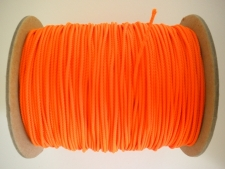 "NEW!! Piranha Professional Grade #48 NYLON Dive Line 320ft   ""High Viz Safety Orange"" - Product Image"