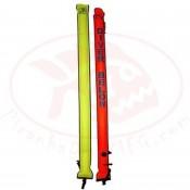 "45"" Inch Tall Hog SMB  ..""Closed bottom Smb"" ""Orange or Yellow"" - Product Image"