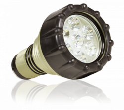 """Green Force Special! Heptastar XPGH Lighthead Only """" 2 Only!"""" - Product Image"""