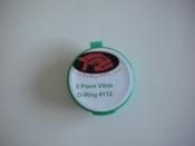 Viton O-Ring Kit #015 Size - Product Image