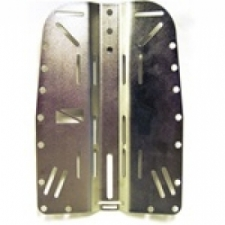Hog Stainless Steel Backplate - Product Image