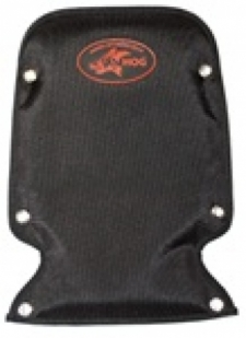 Hog NEW! Comfort Backplate pad complete with mounting screws! - Product Image