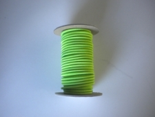 "1/8"" Bungee Shock Cord ""Neon Green 50ft Mini Spools!"" Commercial Grade - Product Image"